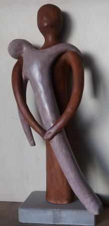 You are browsing images from the article: I miei hobby: le sculture, prove con nuovi materiali